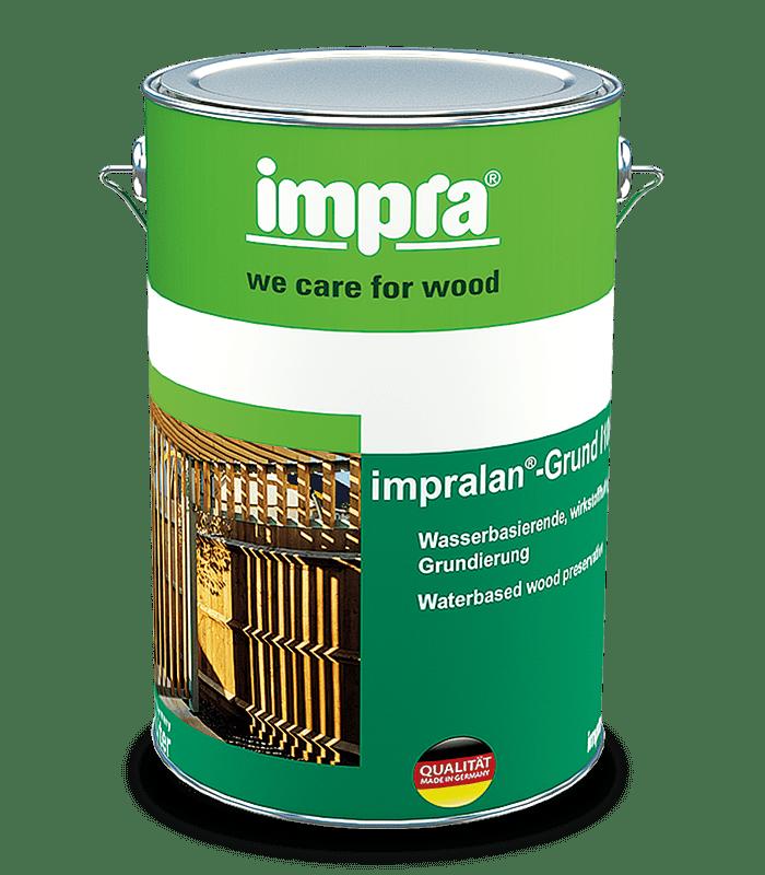 Impra-Lan-Grund-i100 Грунт-пропитка на водной основе с содержанием активных компонентов грунт пропитка водная основа