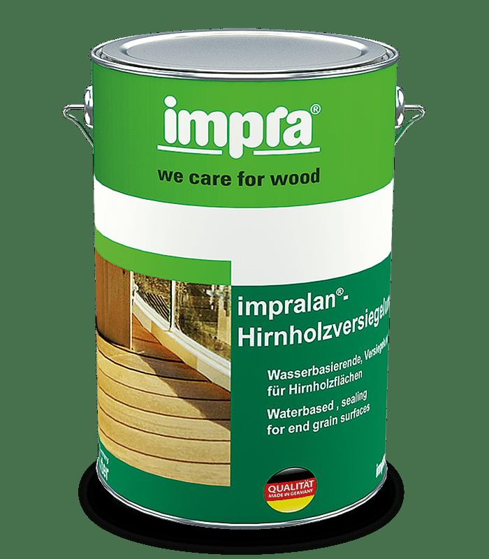 Impra Lan Hirnholzversiegelung Средство для защиты торцевой поверхности древесины от проникновения влаги
