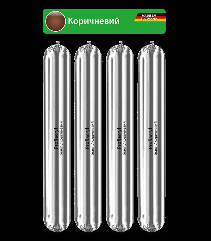 Profiacryl Braun гDichtungskleber Dichtungsmittel Profacryl kaufen Preis Preis in Kiew