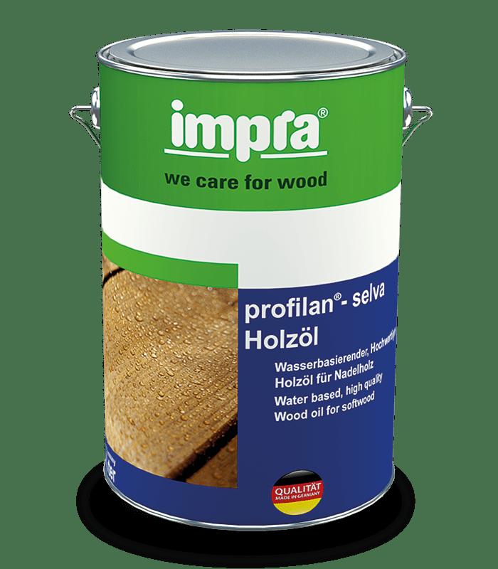 Profilan selva олія для деревини, на водній основі